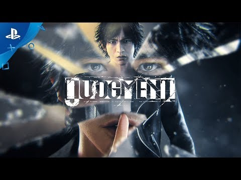 Judgment - Launch Trailer | PS4