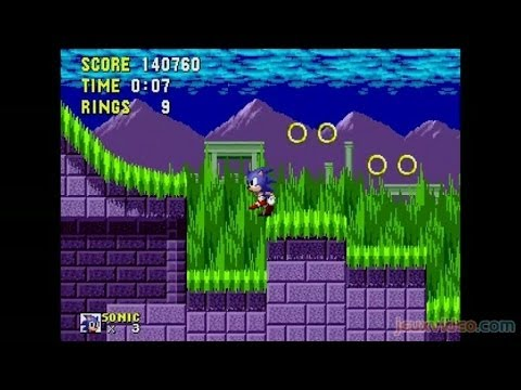 Speed Game – Sonic the Hedgehog – Fini en 15:51