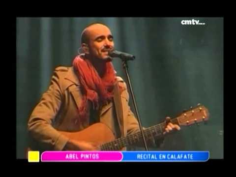 Abel Pintos video Motivos - Calafate 2014