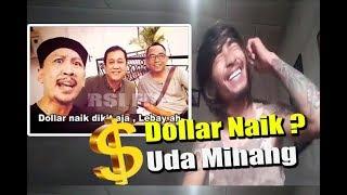 Video Dollar Naik Jangan Lebay Kata Abu Janda, Ini Balasan Uda Minang MP3, 3GP, MP4, WEBM, AVI, FLV September 2018