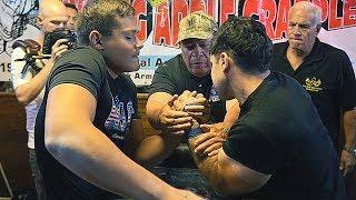 Video New York City Arm Wrestling Championships 2018 MP3, 3GP, MP4, WEBM, AVI, FLV Maret 2019