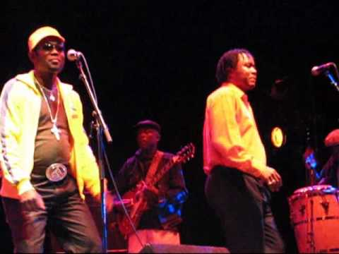 Kanda Bongo Man live at Queen Elisabeth Hall