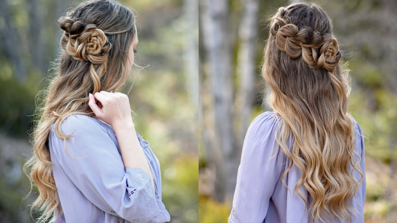 5-10 Minutes Cute Girls Hairstyles