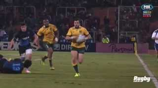 Highlights: Argentina vs Wallabies (ARU TV)