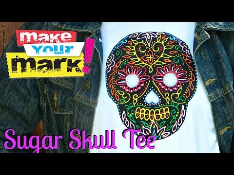 Sugar Skull Tee