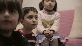 Local ordinand's video puts human face on Syrian crisis