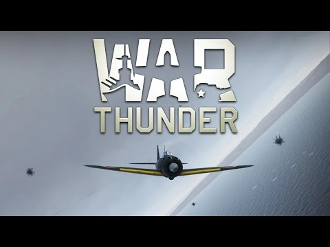 Thunder - First up, some light comedy relief as I manage to get a couple of playable War Thunder sessions in after 1.43, then onto the main event - the Mitsubishi A6M5 Zero flying in defence of Iwo Jima...