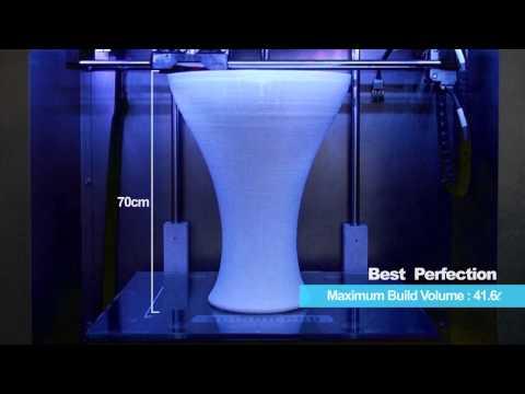 【3D PRINT】3Dison | AEP 3D印表機