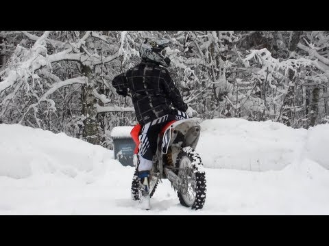 crf - Enjoying the snow... :)