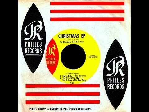 Bob B. Soxx & The Blue Jeans - THE BELLS OF ST. MARY (Gold Star Studio)  (1963)