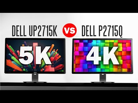 5k Display VS 4K Display - What Is The Difference?