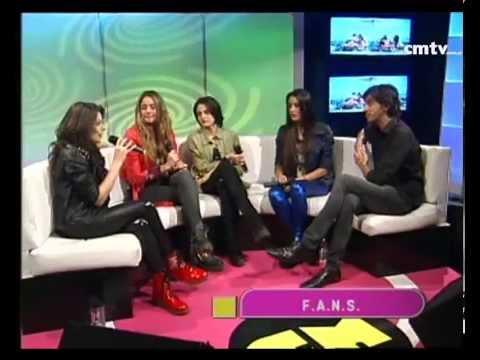 F.A.N.S. video Entrevista CM - Junio 2014
