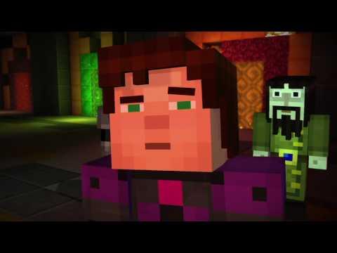 Minecraft Story Mode Ep. 7: Access Denied playthrough pt5 - Hidden in Plain Sight (final)