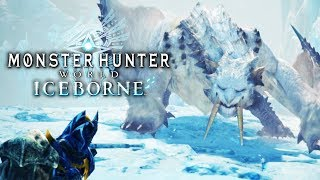 Barioth, gemeinsam mit Chessie! | 06 | MONSTER HUNTER WORLD: Iceborne