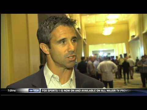 Video: Yankees Hot Stove: Jack Curry interviews Brad Ausmus