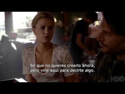 True Blood 4.12 (Clip 'Alcide Makes His Pitch to Sookie')