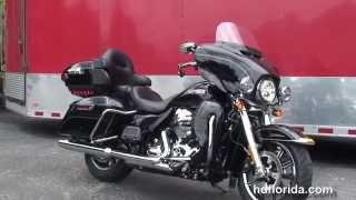 8. New 2014 Harley Davidson Ultra Classic Electra Glide Motorcycles for sale - Spring Hill, FL
