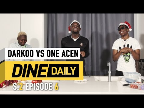 Darkoo vs One Acen – Dine Daily [S2:E6] | GRM Daily
