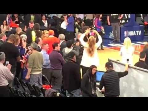 Nick Cannon gets booed out of Madison Square Garden-Only footage online