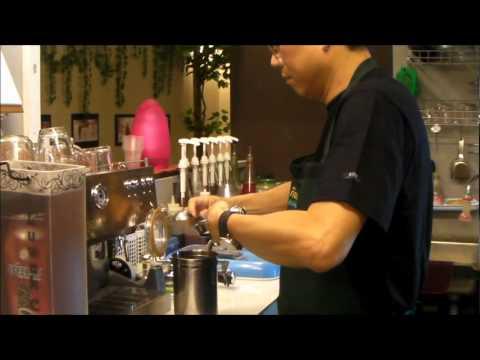 HOW TO MAKE GOOD ESPRESSO COFFEE - Thai language