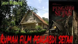 "Video Riding ke RUMAH FILM PENGABDI SETAN ""JASUN MOTOVLOG"" MP3, 3GP, MP4, WEBM, AVI, FLV Oktober 2017"