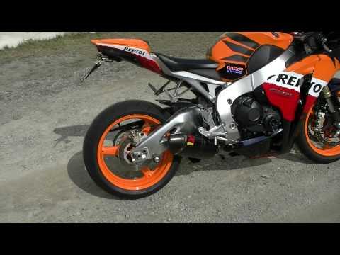 Honda fireblade 1000 repsol фотка