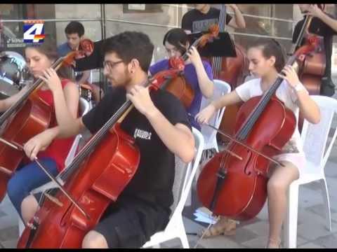 """Programa """"Un niño, un instrumento"""" finaliza el año con concierto en el Florencio"""