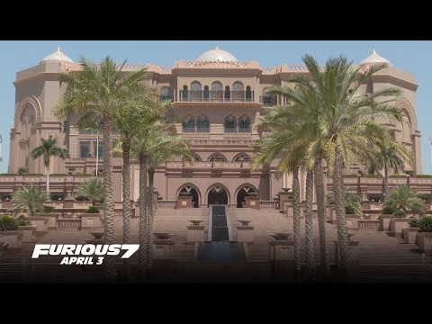 Furious 7 (Featurette 'Abu Dhabi')