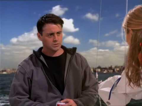 Joey and Rachel Sailing