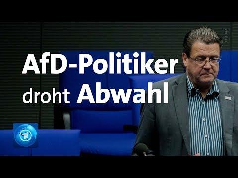 Einmaliger Vorgang: Rechtsausschuss will AfD-Politiker als Vorsitzenden abwählen