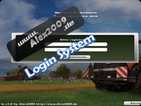 Login System v1.0