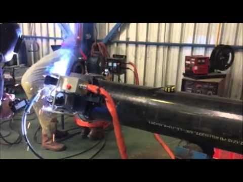 Pipe Kat - Orbital Welding Carriage
