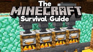 Update 1.14.1 & Automatic Smoker! • The Minecraft Survival Guide (Tutorial Lets Play) [Part 139]