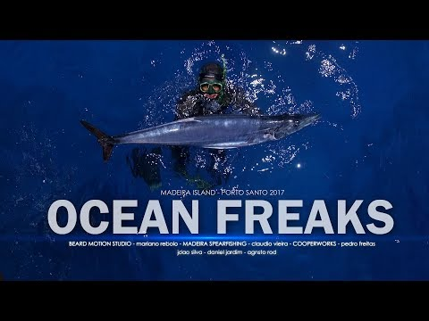 OCEAN FREAKS
