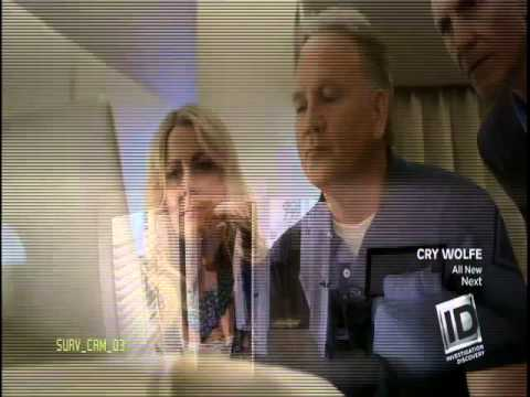 Patti Negri's final climactic scene in CRY WOLFE TV show