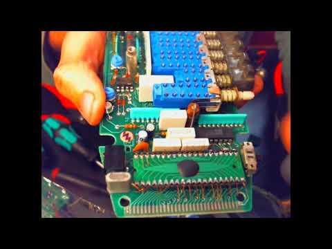 Frankenmeter! Fluke 8020B Multimeter Chip Transplant FAIL