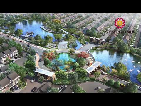 SYMPHONIA, THE NEW AREA OF SUMMARECON SERPONG
