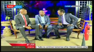 JKL: Politics 101(The Race to 2017); Junet Mohamed and Moses Kuria, 28/09/2016 Part 3