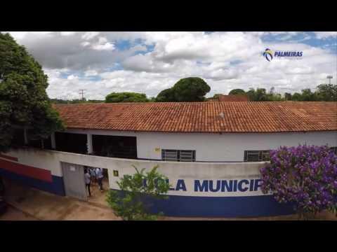 Educação Municipal Palmeiras de Goiás 2008