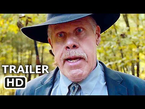 THE ESCAPE OF PRISONER 614 Official Trailer (2018) Ron Perlman, Martin Starr