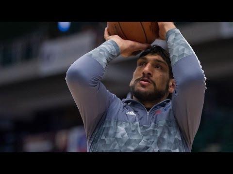 Satnam Singh 2015-16 NBA D-League Highlights w/ Texas Legends