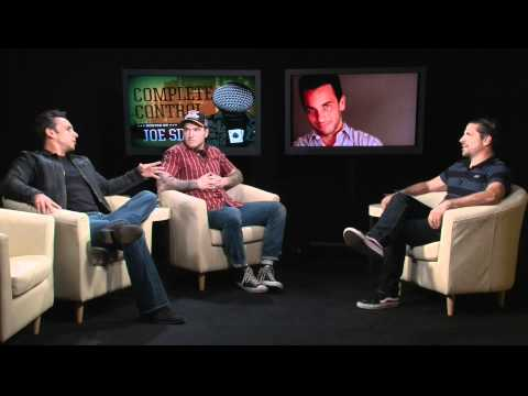 Complete Control - Chad Gilbert of New Found Glory, Comedian Sebastian Maniscalco, and Man Overboard