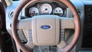2006 Ford F-150 King Ranch Used Cars - Fort Worth,Texas - 2014-01-15