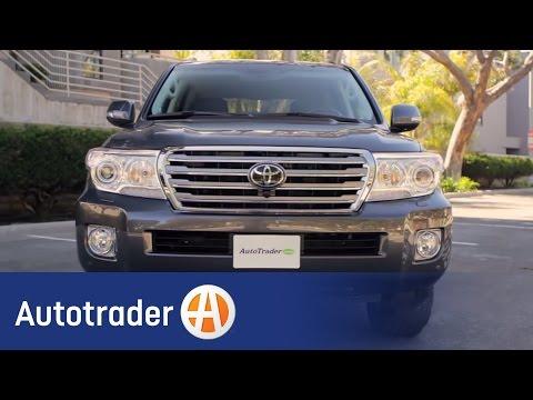 2013 Toyota Land Cruiser – SUV   New Car Review   AutoTrader.com