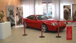 Maranello, opere d'arte che parlano del mito Ferrari