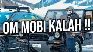 Video Sama Sama Naik Mobil Belasan Milyar, Kok Om Mobi Bisa Kalah? MP3, 3GP, MP4, WEBM, AVI, FLV April 2019