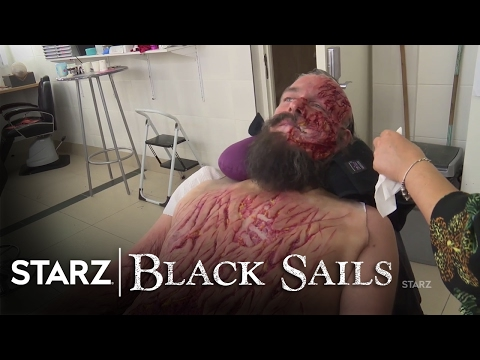 Black Sails | The Making of Keelhauling | STARZ