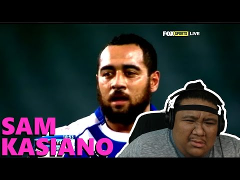 [REACTION] Sam Kasiano - Wrecking Ball