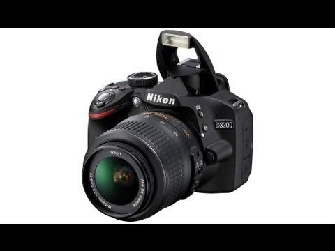 Nikon D3200 Announced!