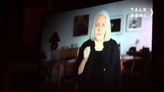sociologist Saskia Sassen DiEM25 in Italy